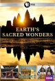 Cover for Earth's Sacred Wonders