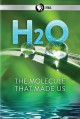 Cover for H2o: The Molecule That Made Us