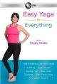 Cover for Easy yoga for everything
