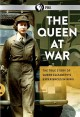 Cover for The Queen at war: the true story of Queen Elizabeth's experiences in WWII