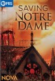 Cover for Saving Notre Dame