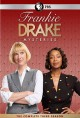 Cover for Frankie Drake mysteries. The complete third season.