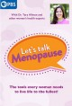 Cover for Let's Talk Menopause