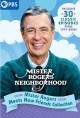 Cover for Mister Rogers' Neighborhood: Mister Rogers meets new friends collection.