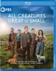 Cover for All creatures great and small