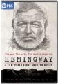 Cover for Hemingway