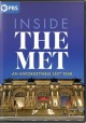 Cover for Inside the Met: an unforgettable 150th year