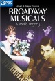 Cover for Broadway musicals: a Jewish legacy