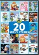 Cover for PBS Kids: 20 Snowy Stories