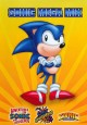 Cover for Sonic mega mix.
