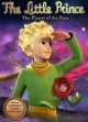 Cover for The little prince. Planet of the rose.