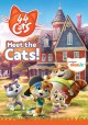 Cover for 44 cats. Meet the cats!