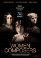 Cover for Women Composers
