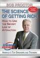 Cover for The science of getting rich: how to use the secret law of attraction.