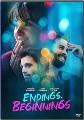 Cover for Endings, beginnings