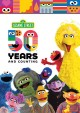 Cover for Sesame Street. 50 years and counting.