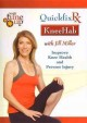 Cover for Quickfix RX with Jill Miller. KneeHab: improve knee health and prevent inju...