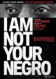 Cover for I am not your negro