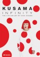 Cover for Kusama: infinity