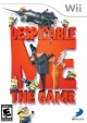 Cover for Despicable me: the game
