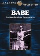 Cover for Babe: the Babe Didrikson Zaharias story