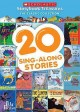 Cover for 20 Sing-Along Stories