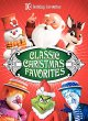 Cover for Classic Christmas favorites: 10 holiday favorites