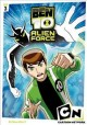 Cover for Ben 10, Alien force.
