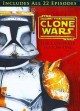 Cover for Star wars, the clone wars.