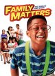 Cover for Family matters.