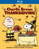 Cover for A Charlie Brown Thanksgiving