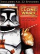 Cover for Star wars, the clone wars. The complete season one