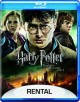 Cover for Harry Potter and the deathly hallows.