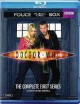 Cover for Doctor Who Complete 1st Series