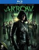 Cover for Arrow. The complete second season.