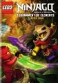 Cover for Lego Ninjago, masters of spinjitzu. Tournament of elements. Season 4.