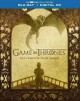 Cover for Game of Thrones. Complete 5th season.