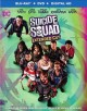 Cover for Suicide squad