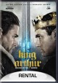 Cover for King Arthur: legend of the sword