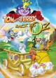 Cover for Tom & Jerry. Back to Oz.
