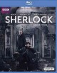 Cover for Sherlock. Series four.