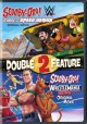 Cover for Scooby-Doo! and WWE. Curse of the speed demon: original movie