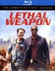 Cover for Lethal Weapon: The Complete First Season