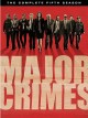 Cover for Major Crimes - The Complete Fifth Season