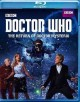 Cover for Doctor Who the Return of Doctor Mysterio