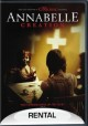Cover for Annabelle. Creation