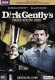 Cover for Dirk Gently's holistic detective agency