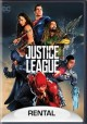 Cover for Justice league