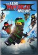 Cover for The Lego Ninjago movie