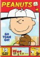 Cover for Peanuts by Schulz: Go Team Go!